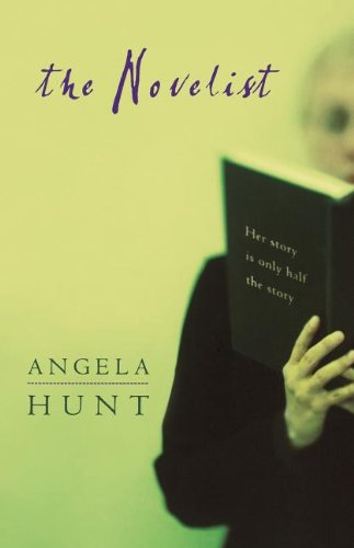The Novelist by Angela Hunt bookcover