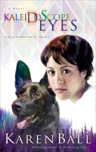 Kaleidoscope Eyes Book Cover