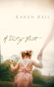 A Test of Faith Book Cover