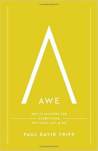 Awe by Paul Tripp