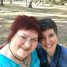 Karen Ball and Erin Taylor Young, Can I Trust God, part 1