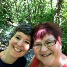 Karen Ball and Erin Taylor Young Do You Want Your Writing to Matter? Write from the Deep Podcast