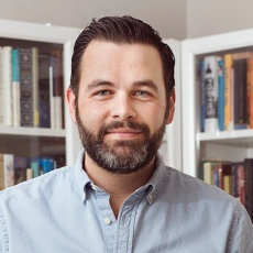 Pastor Writer in the Deep with Guest Chase Replogle