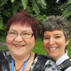 Karen Ball and Erin Taylor Young What to Do After a Writers Conference