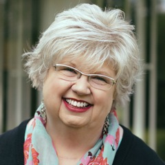 Liz Curtis Higgs Shares How God's Hard Answers Bless Us Write from the Deep Podcast Karen Ball and Erin Taylor Young