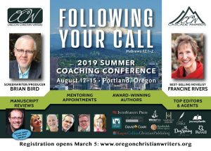 Oregon Christian Writers Conference
