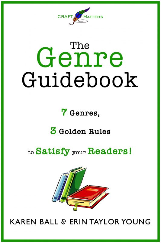 The Genre Guidebook: 7 Genres, 3 Golden Rules to Satisfy Your Readers!