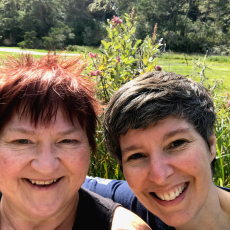 How to Avoid Writer's Burnout Part 1 Write from the Deep podcast with Karen Ball and Erin Taylor Young