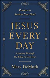 Jesus Every Day by Mary DeMuth
