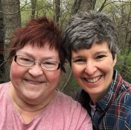 Write from the Deep podcast with Karen Ball and Erin Taylor Young